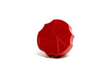 Aluminati Oil Cap Red