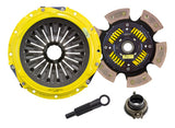 ACT Xtreme Duty Performance 6-Puck Disc Clutch Kit Mitsubishi EVO 8/9 03-06