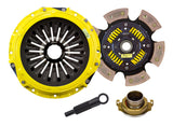ACT Heavy Duty Performance 6-Puck Disc Clutch Kit Mitsubishi EVO X 08-14