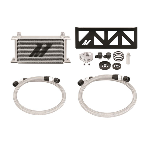 Mishimoto Thermostatic Oil Cooler Kit Subaru BRZ 13-18