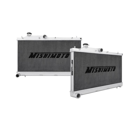 Mishimoto Performance Aluminum Radiator Manual Transmission WRX 08-14 / STI 08-15 / Legacy GT 05-09