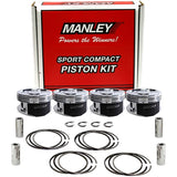 Manley Performance Platinum Series Piston Set 99.75mm 8.5:1 Subaru WRX 02-05/STI 04-14