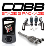 COBB Tuning Stage 2 Carbon Fiber Power Package w/TCM Nissan GT-R 09-14