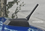 "Perrin Antenna Shorty 2"" for Subaru WRX 08-14/STI 08-14 w/Nav (replaces PEP-BDY-105)"
