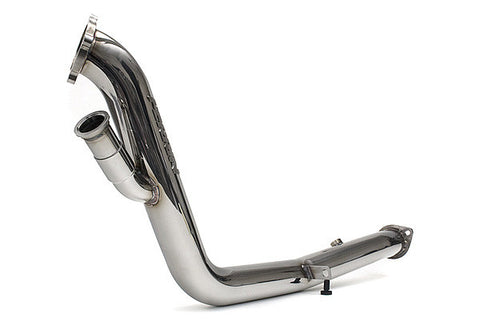 PERRIN Rotated Turbo Kit Downpipe Subaru WRX 08-14/STI 08-14
