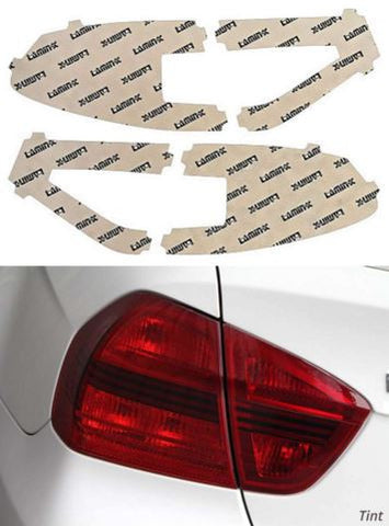 Lamin-X Red Taillight w/Reverse Cut Out Covers Subaru WRX 08-14/STI 08-14 (Hatchback Only)