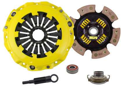 ACT Heavy Duty 6-Puck Disc Clutch Kit Subaru WRX 02-05/Forester XT 04-05