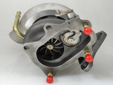 Forced Performance Black HTZ Internally Gated Turbocharger Subaru WRX 02-07/STI 04-18/Forester 04-08