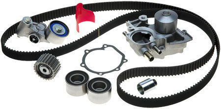 Gates Timing Belt Kit w/Water Pump Subaru WRX 02-03