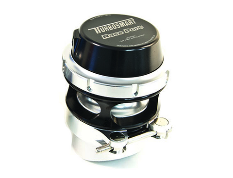 Turbosmart 50mm Race Port Blow Off Valve Black