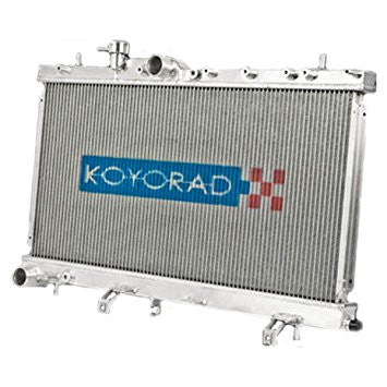 Koyo Aluminum Racing Radiator Manual Transmission Subaru WRX 03-07/STI 04-07