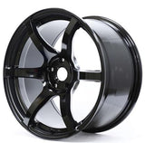 Gram Lights 57C6 18X9.5 +40 5-100 Semi Gloss Black