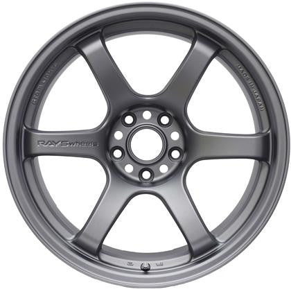 Gram Lights 57DR 18X9.5 +38 5-100 Gun Blue