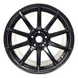 Gram Lights 57Transcend Wheels 18x9.5 +38 5x114.3 Super Dark Gunmetal
