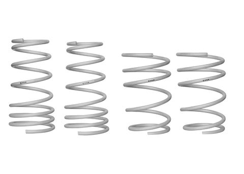 Whiteline Lowering Springs Subaru WRX 04-07
