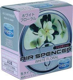 Eikosha Air Spencer AS Cartidge White Floral Type Air Freshener