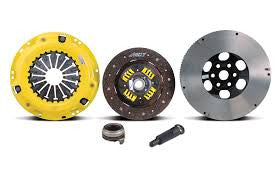 ACT Heavy Duty Performance Street Disc Clutch Kit StreetLite Flywheel Included Mazdaspeed3 07-13