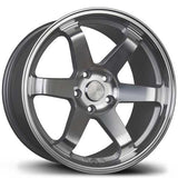 Avid.1 AV.06 18x9.5 et38 5X114.3 Machined Face