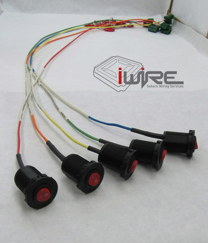 iWire Test Mode Switch Black