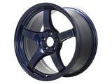 Gram Lights 57CR 18x10.5 +12 5x114.3 Eternal Blue