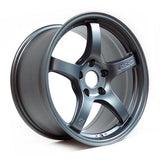 Gram Lights 57CR 18x9.5 +38 5x100 Gun Blue II
