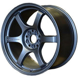 Gram Lights 57DR 18X9.5 +12 5-114.3 Gun Blue ll