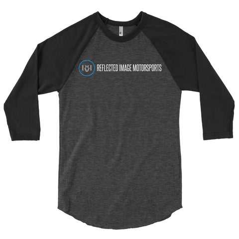Reflected Image Motorsports 3/4 Sleeve Baseball T