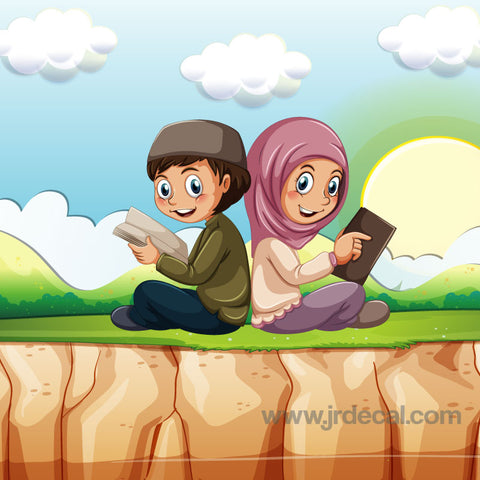 How to Raising Muslim children in the West Culture?