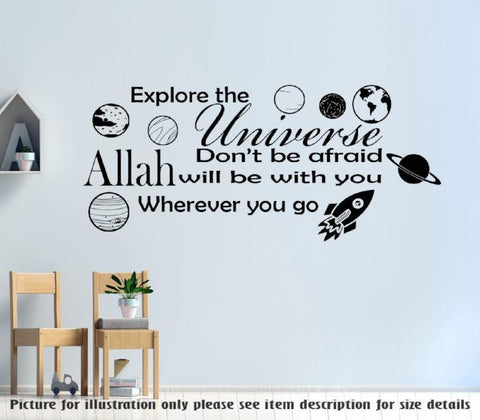 Islamic Nursery Decor