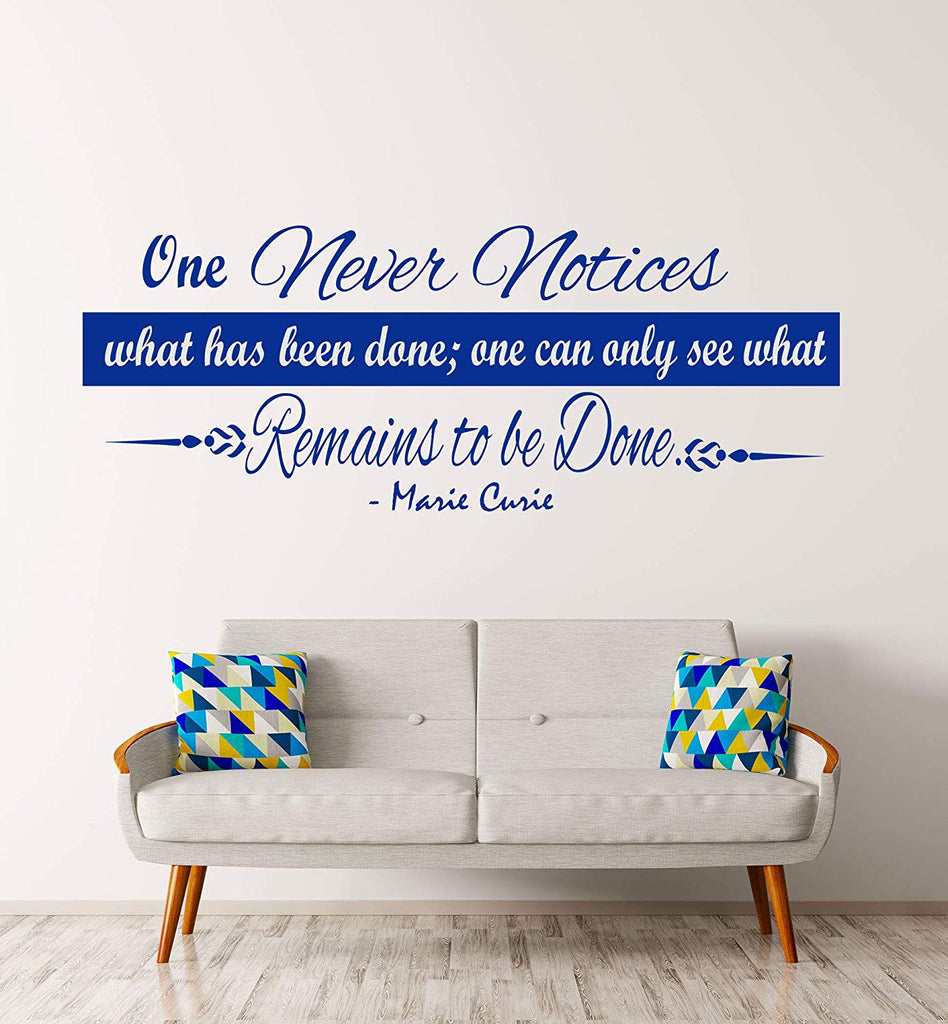 inspirational vinyl quote wall stickers