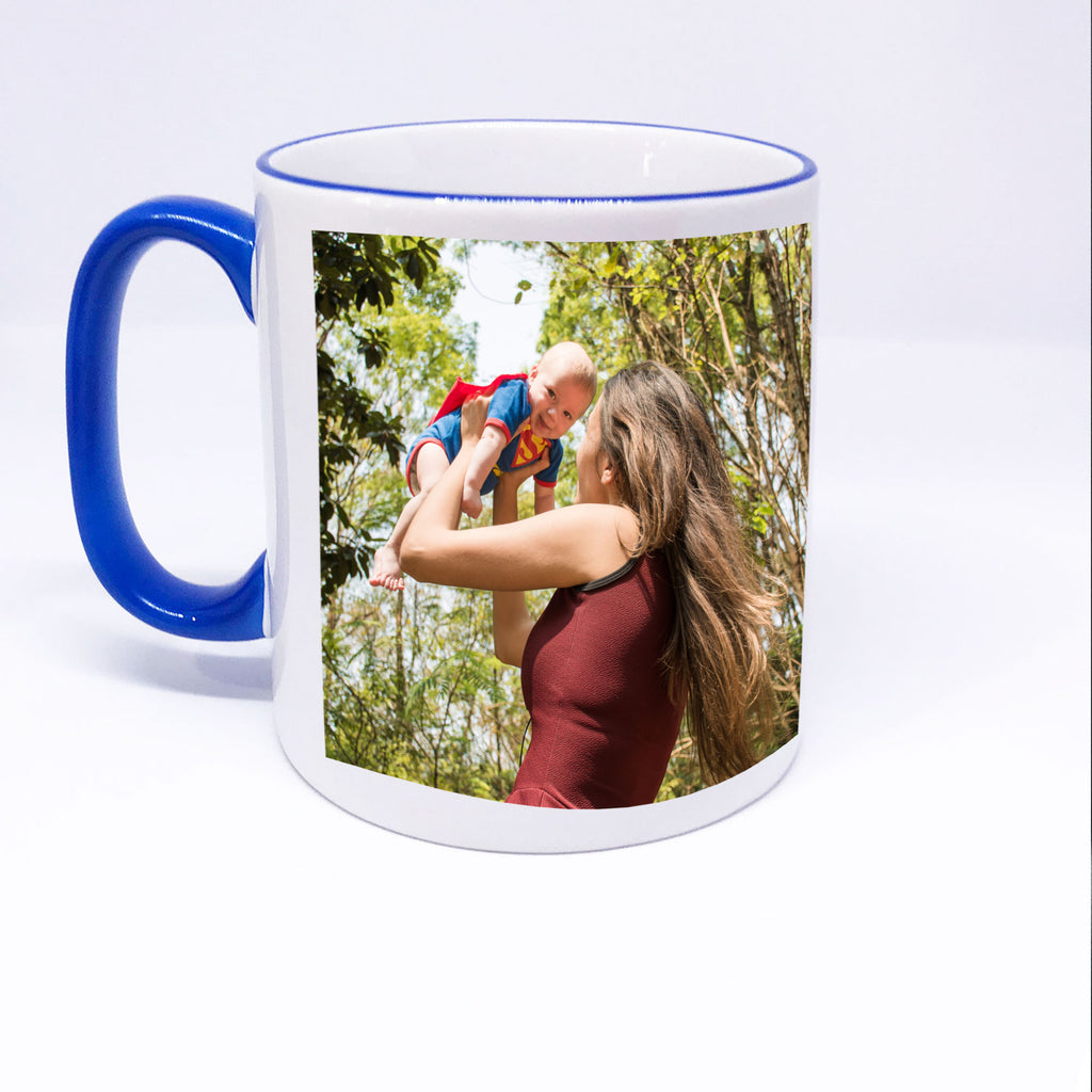 Customized Photo printed Mom Mug