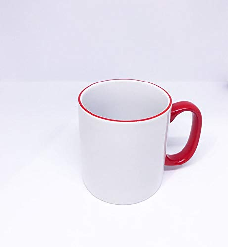 """Just Want to Drink"" Printed Christmas Mug"