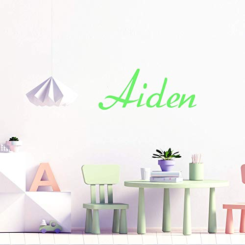 Personalized Boys Name Wall Sticker Nursery Wall decor