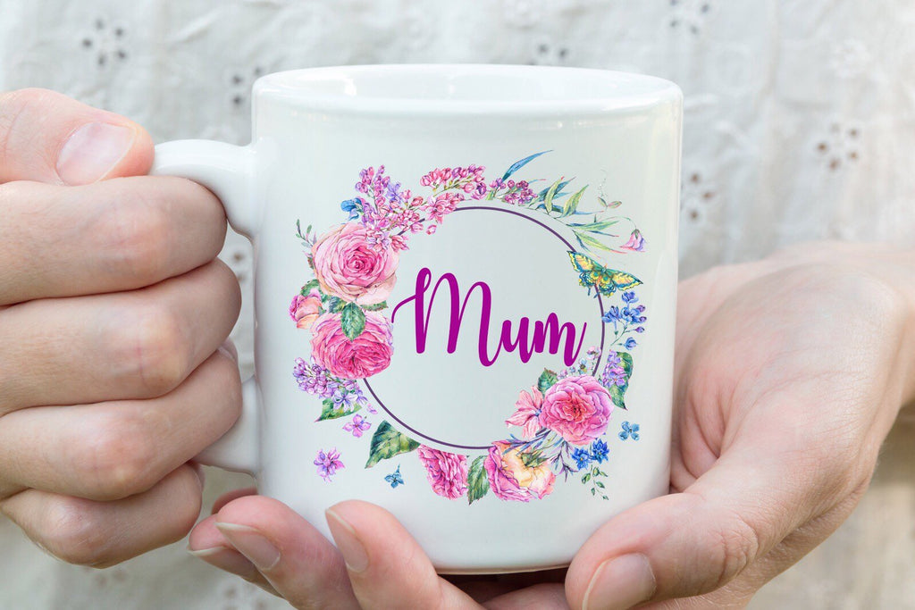 Mum- Mothers Day coffee Mug, family love - Gift for Mom