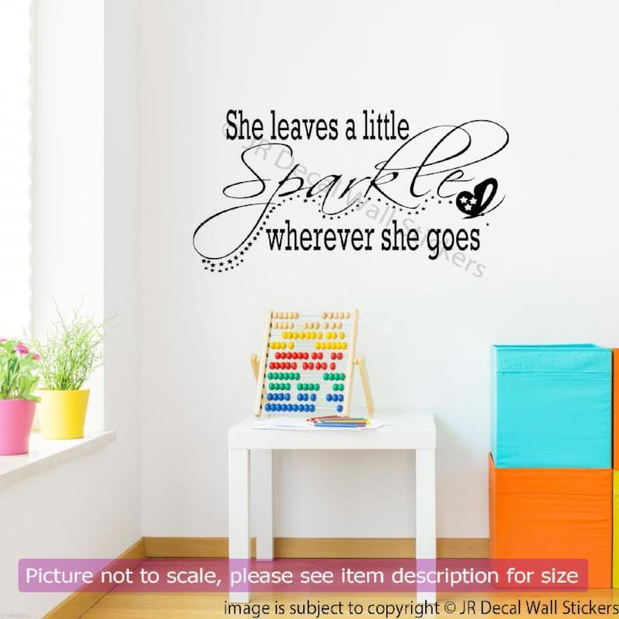 Romantic Lyrics Quote Vinyl Decal