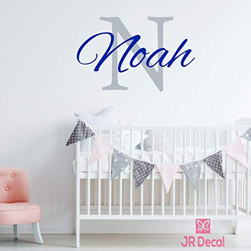 Baby Boy Custom Name Stickers for Wall