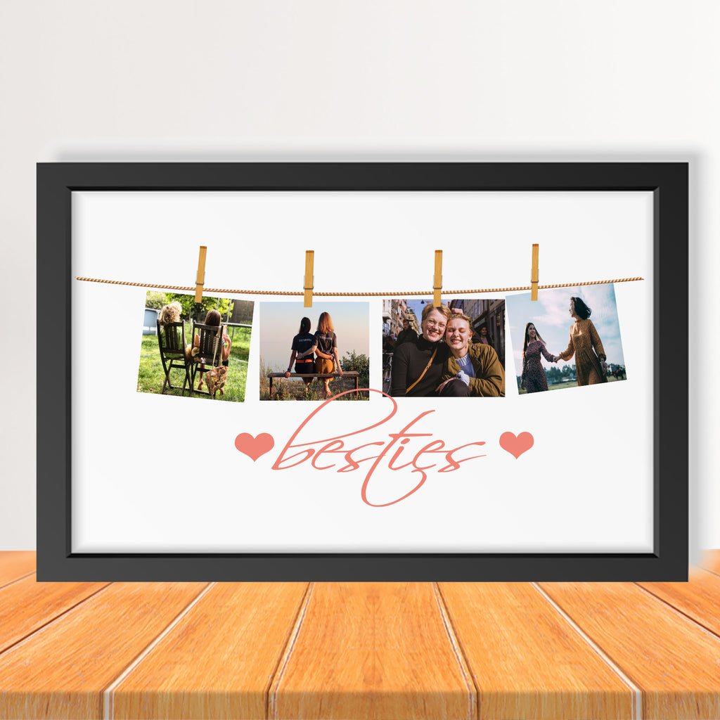 Beautiful Besties Picture Frame
