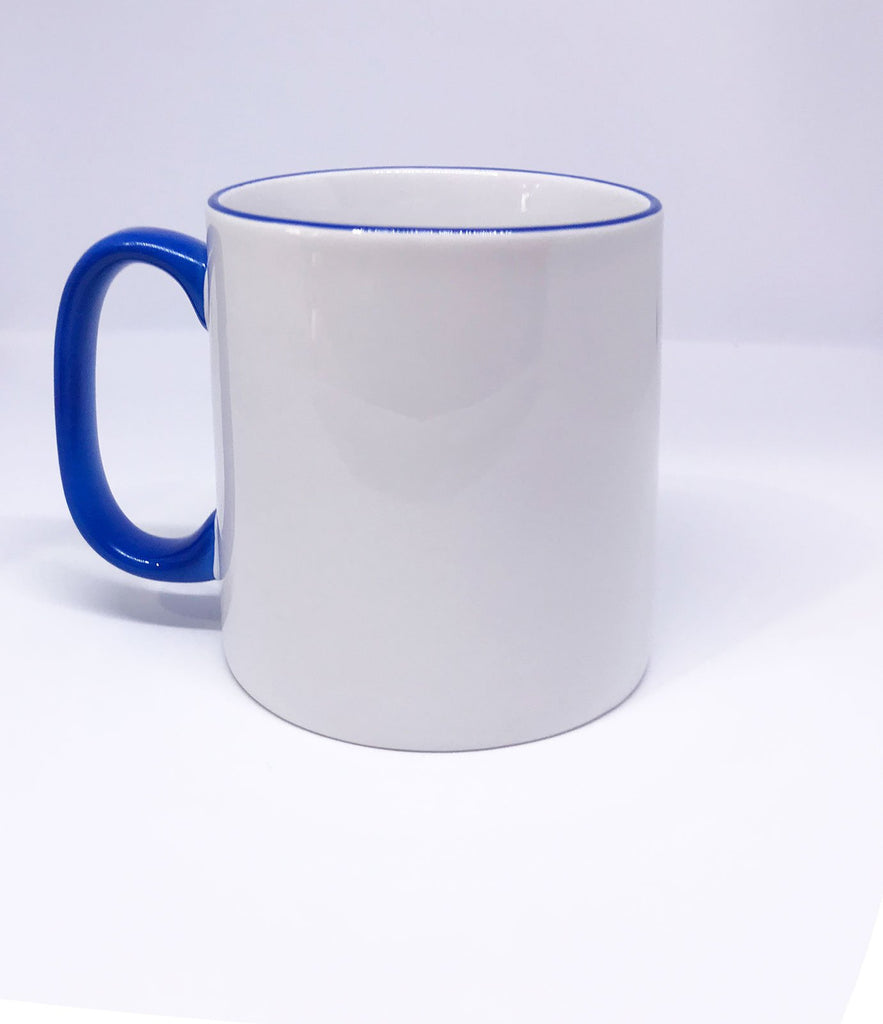 """Love you Mum"" Printed Mom Mug"