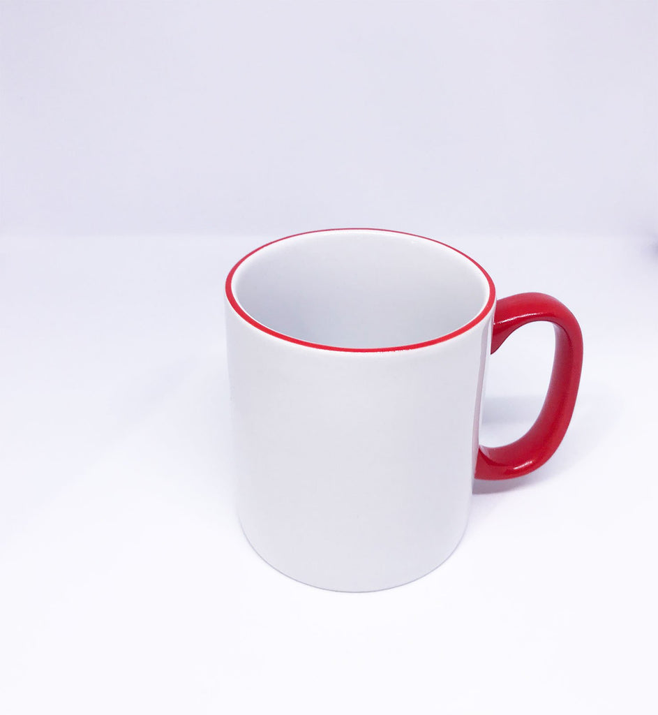Coffee Beans Printed Coffee Mug