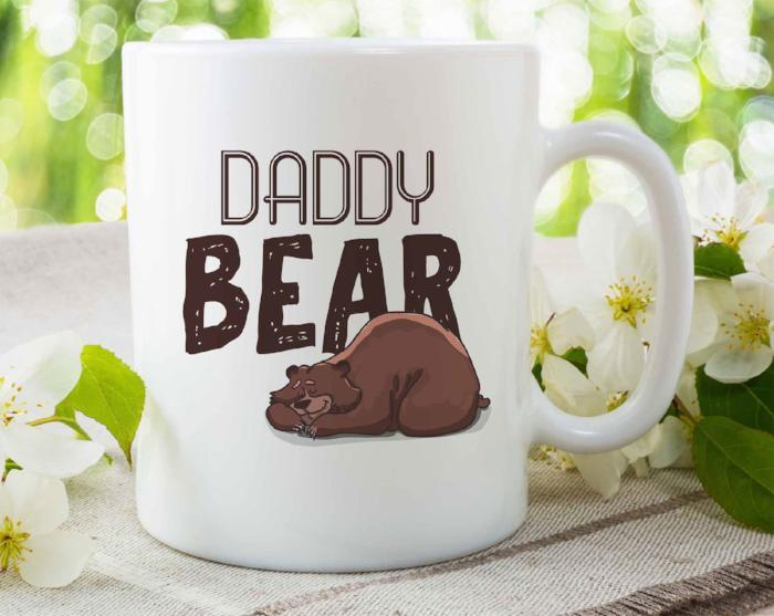 DADDY BEAR- Special Mug Gift for Father
