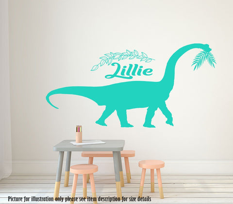 Diplodocus Wall Stickers