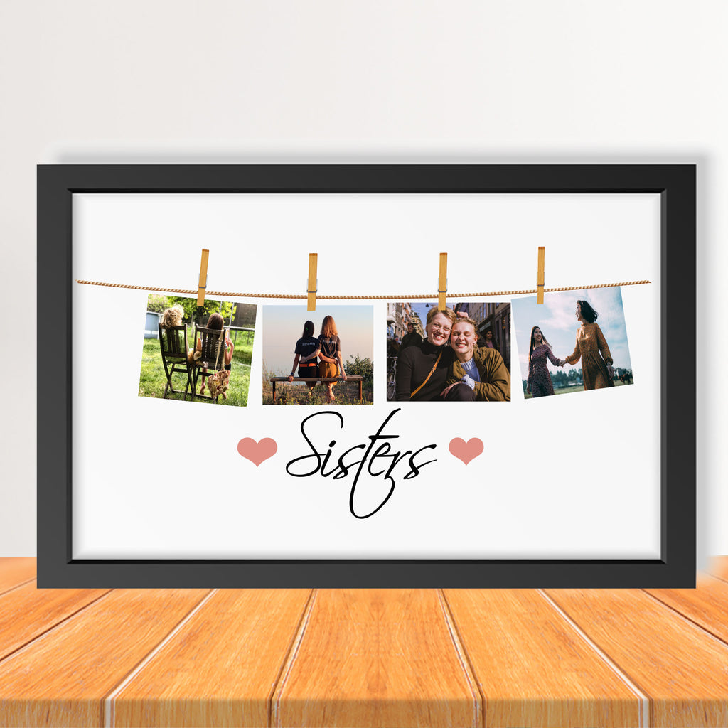 Sisters Picture Frame