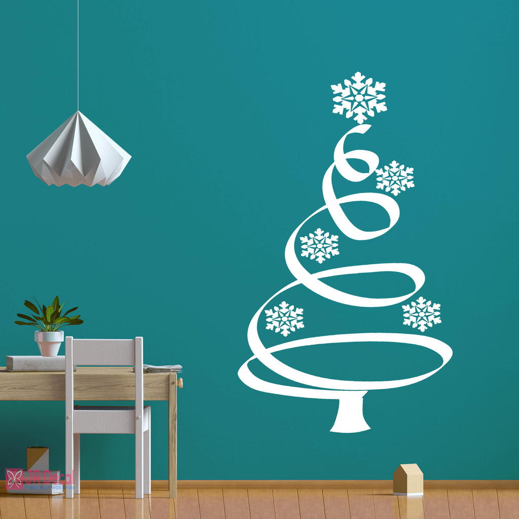 Christmas tree wall sticker Xmas wall Décor