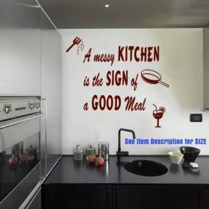 Kitchen Wall Sticker