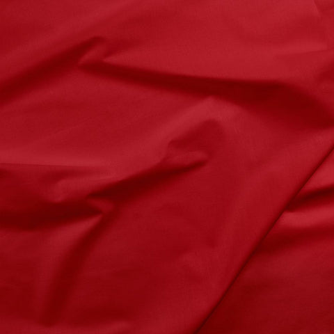 100% Cotton Basecloth Solid - Crimson Red - Paintbrush Studio Fabrics