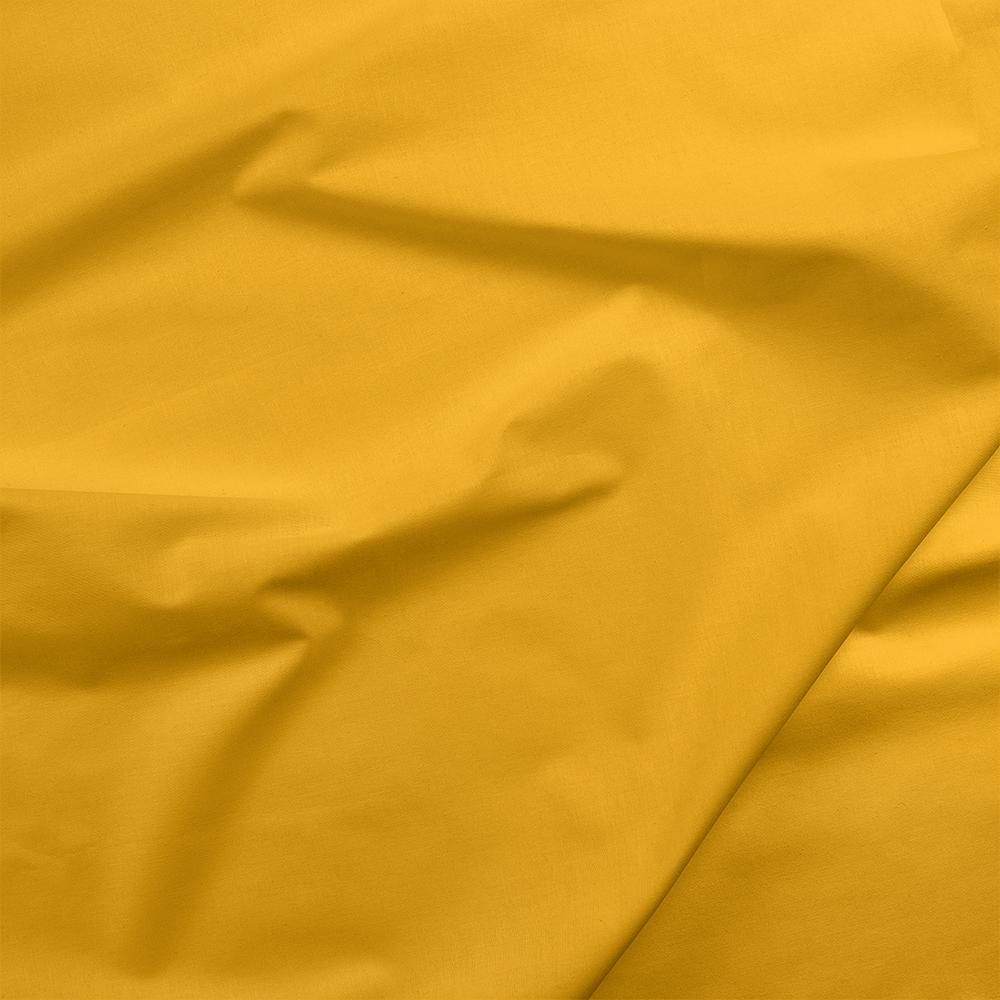 100% Cotton Basecloth Solid - Pencil Yellow - Paintbrush Studio Fabrics