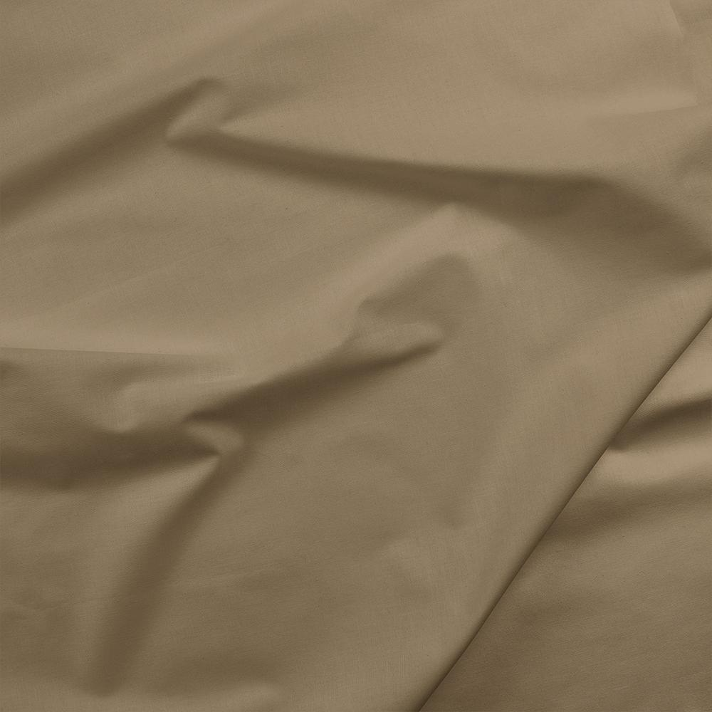 100% Cotton Basecloth Solid - Taupe Brown - Paintbrush Studio Fabrics