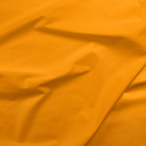 100% Cotton Basecloth Solid - Clementine Orange - Paintbrush Studio Fabrics