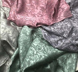 Pastels Sample Set - Silk Jacquard