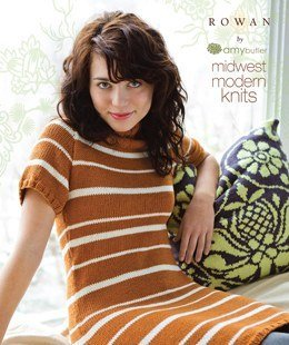 Midwest Modern Knits for Rowan By Amy Butler
